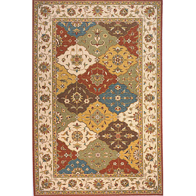 Momeni, Inc. Persian Garden 2 x 3 Assorted 10055
