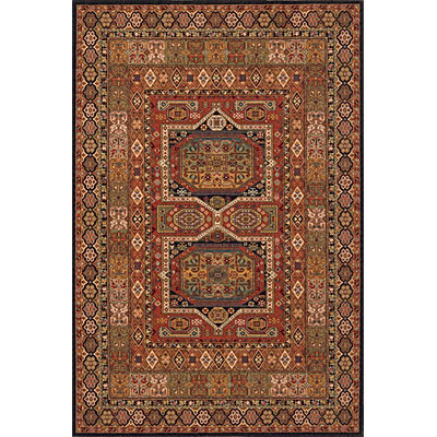 Momeni, Inc. Persian Garden 2 x 3 Black 12952