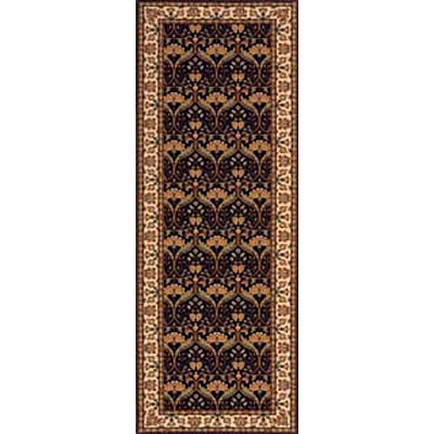 Momeni, Inc. Persian Garden 2 x 8 Runner Charcoal PG-12