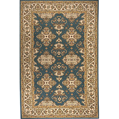 Momeni, Inc. Persian Garden 2 x 3 Teal Blue 99898