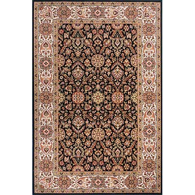 Momeni, Inc. Persian Heritage 2 x 3 Black 98222