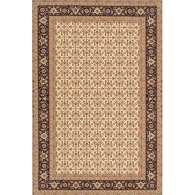Momeni, Inc. Sutton Place 3 x 8 Runner Ivory SU-08