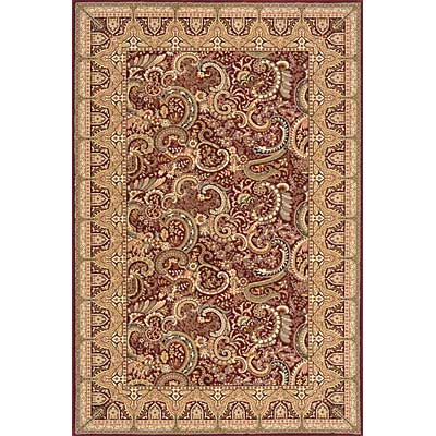 Momeni, Inc. Sutton Place 3 x 8 Runner Burgundy SU-09