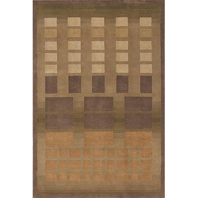 Momeni, Inc. Tibet 8 x 11 Brown TI-31