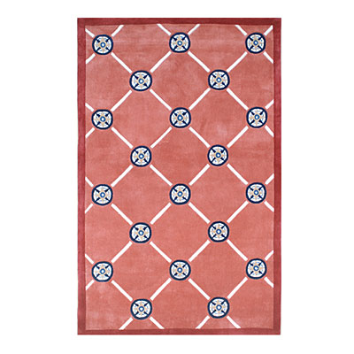 Nejad Rugs Compass 8 X 11 PEACH AT037 PH