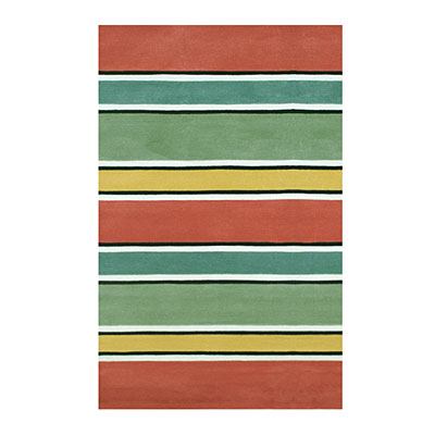 Nejad Rugs Ocean Stripes 5 X 8 HOT AT036 HOT