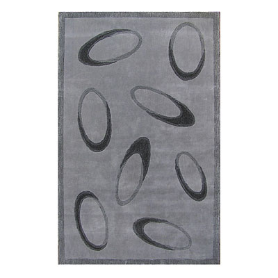 Nejad Rugs Le Cirque 8 X 11 GREY/BLACK ML001 GYBK