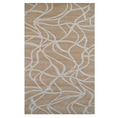 Nejad Rugs Kinetic 4 X 6 BEIGE/IVORY AT077 BGIY