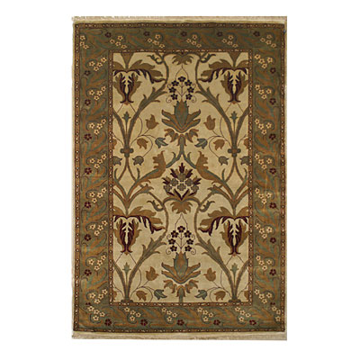 Nejad Rugs Signature Heirloom 6 X 9 Amistar Gold/Sage M026 GOSA