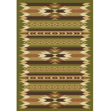 Orian Rugs Fiesta 2 x 7 Painted Desert Willow Glen 22264-7