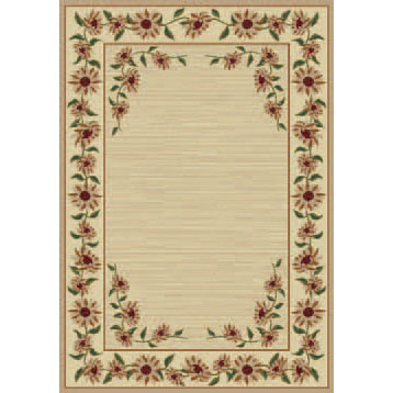 Orian Rugs Fiesta 2 x 7 Sunflower Honey