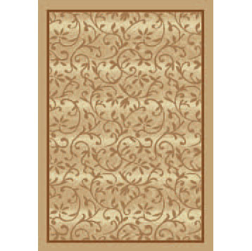 Orian Rugs Fiesta 2 x 7 Valane Honey