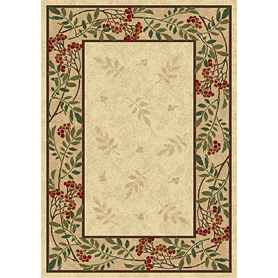 Orian Rugs Firenze 2 x 3 Brantley Sesame 18202-6