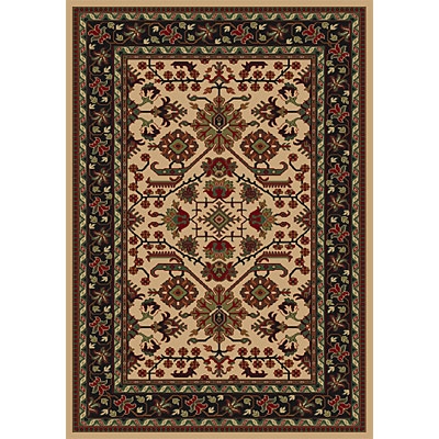 Orian Rugs Firenze 8 x 11 Kashmir Honey 19257-5