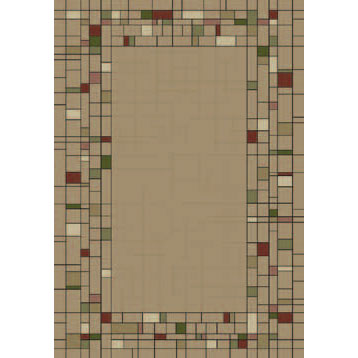 Orian Rugs Interlude 2 x 7 runner Billington Buckskin 20111-6