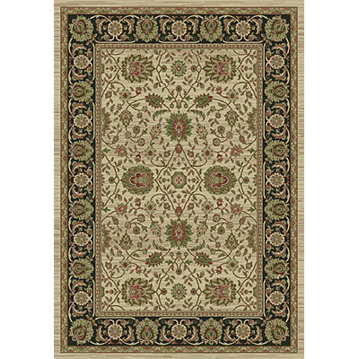 Orian Rugs Interlude 2 x 3 Ottoman Bisque 18707-6