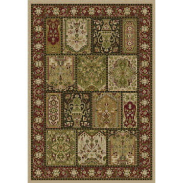 Orian Rugs Magic 5 x 7 Morgana Bisque