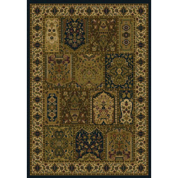 Orian Rugs Magic 5 x 7 Morgana-Evening