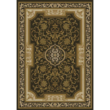 Orian Rugs Magic 5 x 7 Provence Mink 21649-3