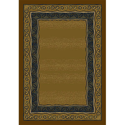 Orian Rugs Magic 5 x 7 Raliegh Sienna 19178-3