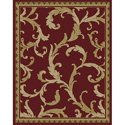 Orian Rugs Mystic Sorento Spanish Red