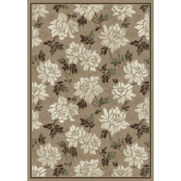 Orian Rugs Patio 8 x 11 Donovan Nutty