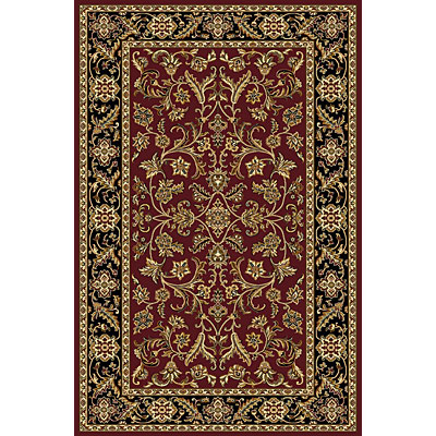 Radici USA Plaza III 2 x 8 Runner Burgundy 1371