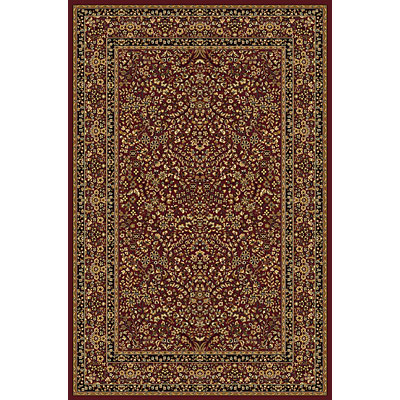 Radici USA Plaza VI 2 x 8 Runner Burgundy 1408
