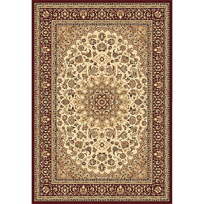 Rug One Imports Crown Jewel - Ardebil 8 x 11 Cream Red 1534-6017