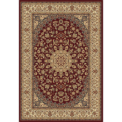 Rug One Imports Crown Jewel - Ardebil 8 x 11 Red 1534-6007