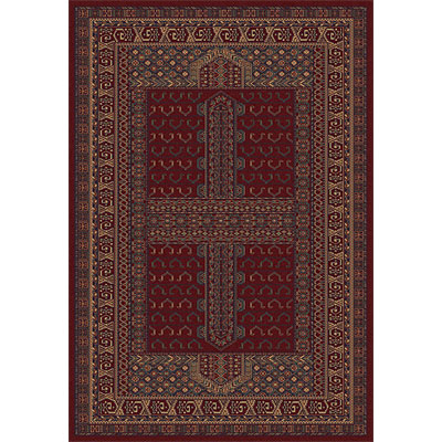 Rug One Imports Crown Jewel - Bergamo 5 x 8 Red 1532-6007