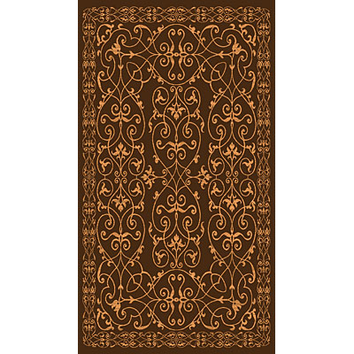 Rug One Imports Matrix 5 x 8 Brown