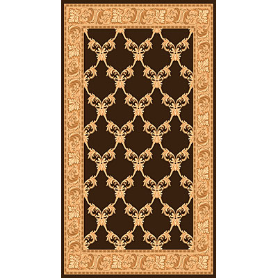 Rug One Imports Merit 8 x 11 Brown