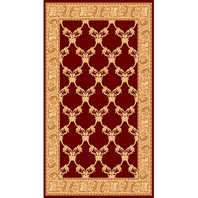 Rug One Imports Merit 8 x 11 Cherry