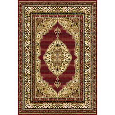 Rug One Imports Panacea 5 x 8 Red 6501