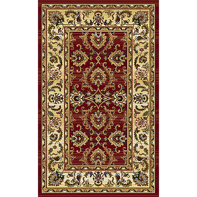 Rug One Imports Panacea 8 x 11 Red 6545