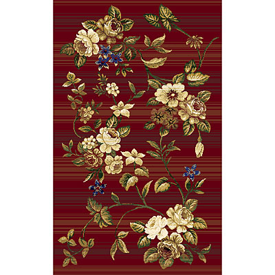 Rug One Imports Panacea 5 x 8 Red 6551