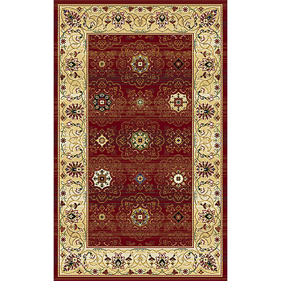 Rug One Imports Panacea 5 x 8 Red 6566