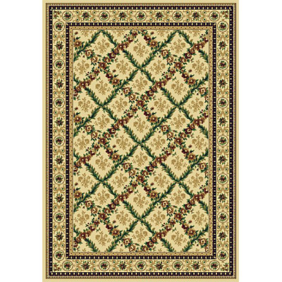 Rug One Imports Royal Bouquet 9 x 13 Cream 42022