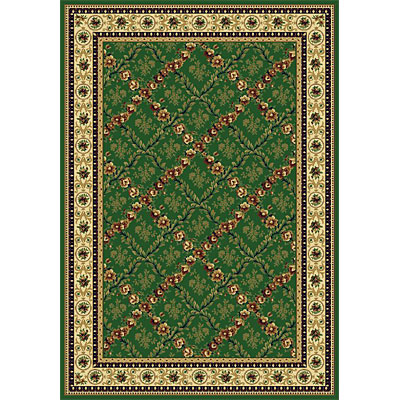 Rug One Imports Royal Bouquet 5 x 8 Khaki 42022