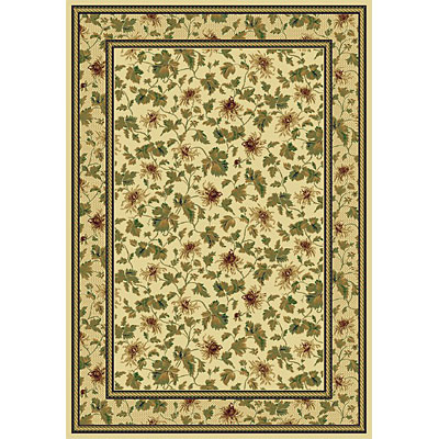 Rug One Imports Royal Elegance 5 x 8 Cream 42010