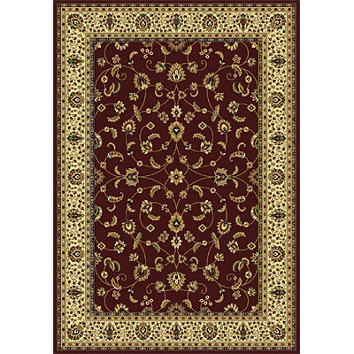 Rug One Imports Royal Tradition 9 x 13 Claret 42023