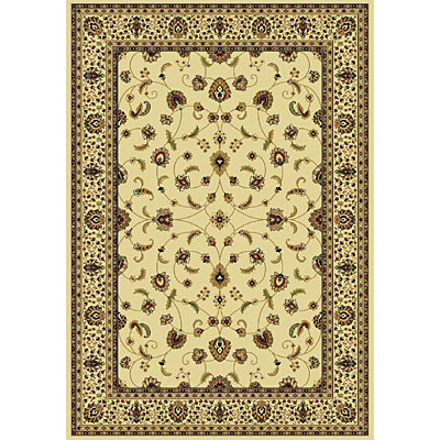 Rug One Imports Royal Tradition 9 x 13 Cream 42023