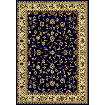 Rug One Imports Royal Tradition 8 x 11 Midnight 42023