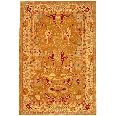 Safavieh Anatolia 4 x 6 Strawberry/Ivory AN515A-4