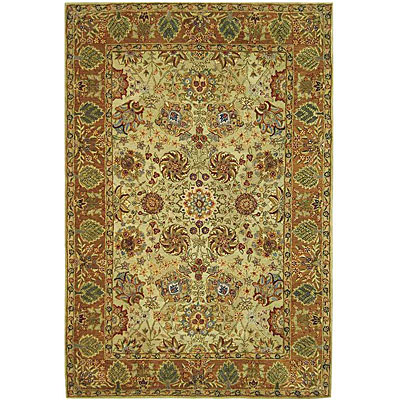 Safavieh Anatolia 6 x 9 Green/Gold AN521A-6