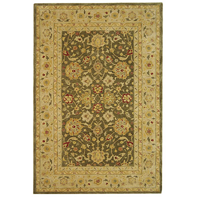Safavieh Anatolia 9 x 12 Green/Gold AN553A-9