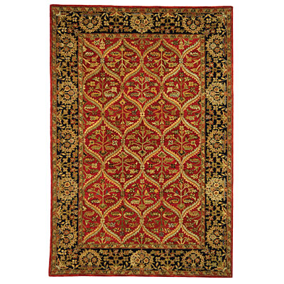 Safavieh Anatolia 4 x 6 Red/Navy AN610A-4