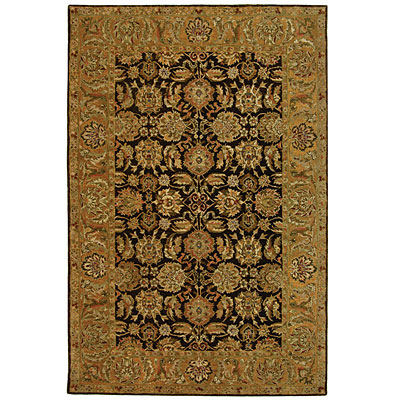 Safavieh Anatolia 9 x 12 Dark Brown/Gold AN615B-9