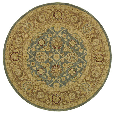 Safavieh Anatolia 8 Round Blue/Brown AN549B-8R